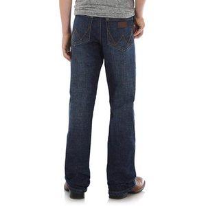 WRANGLER Boy's Retro Relaxed Boot Jeans